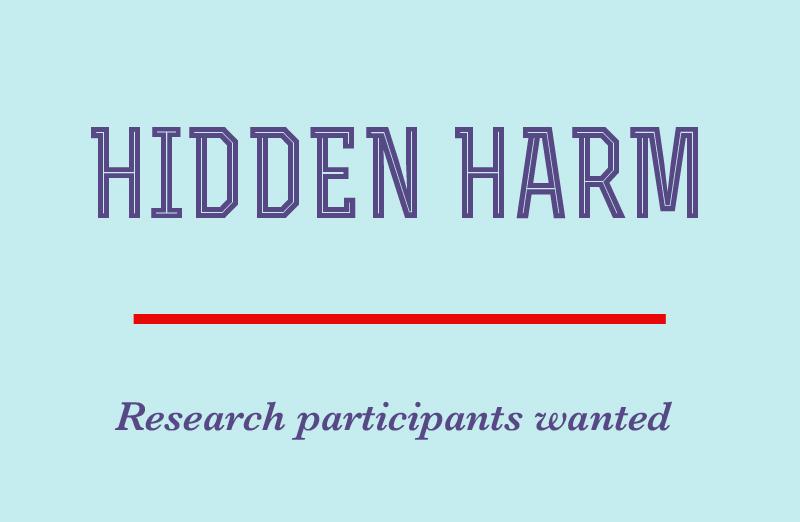 Hidden Harm2