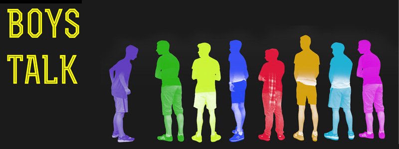 Boys Talk header
