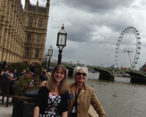 W&T at Parliamentary Reception