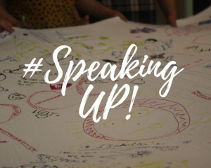 #SpeakingUp